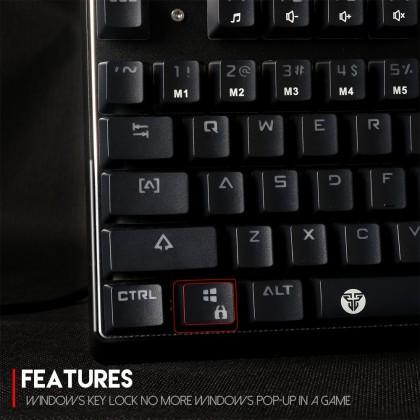 Fantech COMMANDER MVP-862 RGB Gaming Keyboard & Mouse bundle set