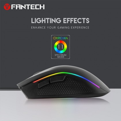 FANTECH (SP42) X4S TITAN Gaming Mouse with Running RGB CHROMA Light