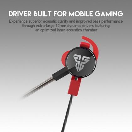 Fantech EG2 (NEW MODEL)In-Ear Mobile Gaming Earphone Noise Reduction Stereo Bass Earbuds