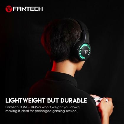 FANTECH HQ52s TONE+ RGB GAMING HEADSET