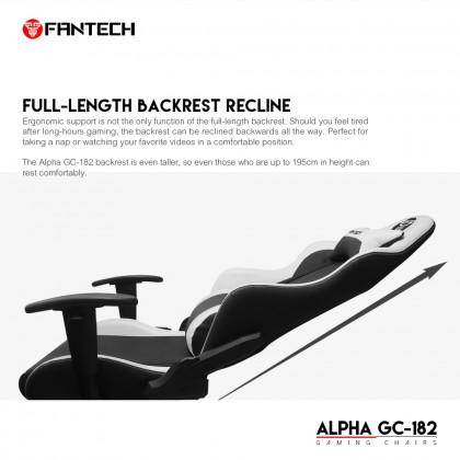 FANTECH ALPHA GC-182 Seat Gaming Chair Sakura Edition